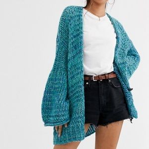 Free People Home Town Cardigan